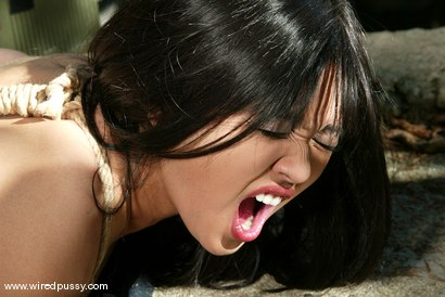 Photo number 7 from Mika Tan shot for Wired Pussy on Kink.com. Featuring Mika Tan in hardcore BDSM & Fetish porn.