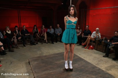 Photo number 1 from Amateur Model Disgraced at the Armory shot for Public Disgrace on Kink.com. Featuring Lorelei Lee, Kristine Kahill and Mark Wood in hardcore BDSM & Fetish porn.