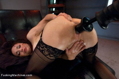 Photo number 10 from The Queen: Cytherea Meets the Machines with Her Pussy shot for Fucking Machines on Kink.com. Featuring Cytherea in hardcore BDSM & Fetish porn.