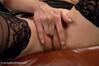 Photo number 3 from The Queen: Cytherea Meets the Machines with Her Pussy shot for Fucking Machines on Kink.com. Featuring Cytherea in hardcore BDSM & Fetish porn.