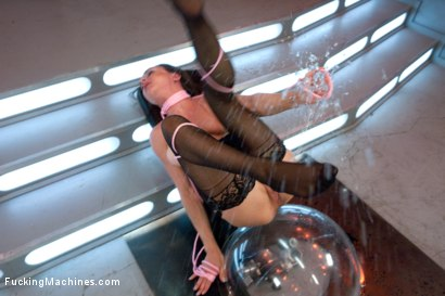 Photo number 9 from The Queen: Cytherea Meets the Machines with Her Pussy shot for Fucking Machines on Kink.com. Featuring Cytherea in hardcore BDSM & Fetish porn.