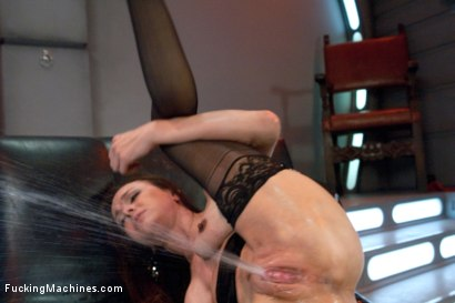Photo number 8 from The Queen: Cytherea Meets the Machines with Her Pussy shot for Fucking Machines on Kink.com. Featuring Cytherea in hardcore BDSM & Fetish porn.