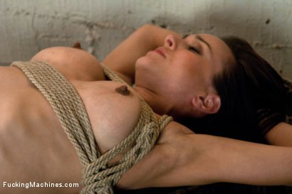 Photo number 11 from The Queen of Squirt IN BONDAGE: Machine Fucking Cytherea shot for Fucking Machines on Kink.com. Featuring Cytherea in hardcore BDSM & Fetish porn.