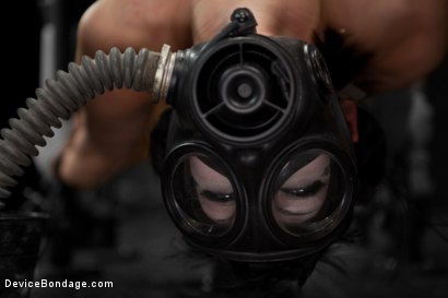 Photo number 13 from Dark and Sultry Asphyxia Noir Gets Her Pain Limits Put To The Test shot for Device Bondage on Kink.com. Featuring Asphyxia Noir in hardcore BDSM & Fetish porn.