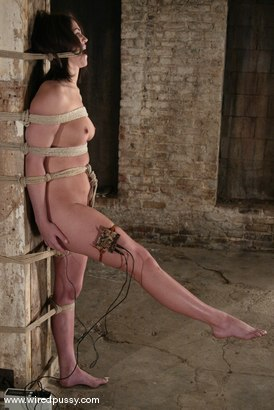Photo number 2 from Faith Leon shot for Wired Pussy on Kink.com. Featuring Faith Leon in hardcore BDSM & Fetish porn.
