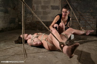 Photo number 6 from Faith Leon shot for Wired Pussy on Kink.com. Featuring Faith Leon in hardcore BDSM & Fetish porn.