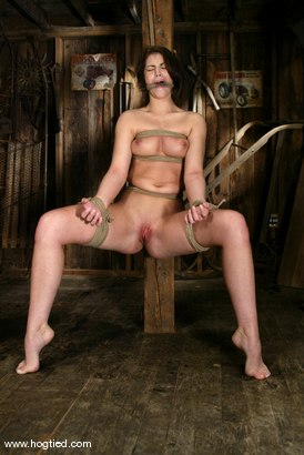 Photo number 9 from Faith Leon shot for Hogtied on Kink.com. Featuring Faith Leon in hardcore BDSM & Fetish porn.