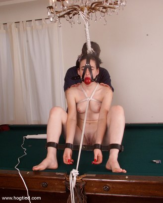Photo number 13 from Dani shot for Hogtied on Kink.com. Featuring Dani in hardcore BDSM & Fetish porn.