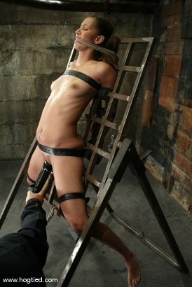 Photo number 11 from Isis Love shot for Hogtied on Kink.com. Featuring Isis Love in hardcore BDSM & Fetish porn.
