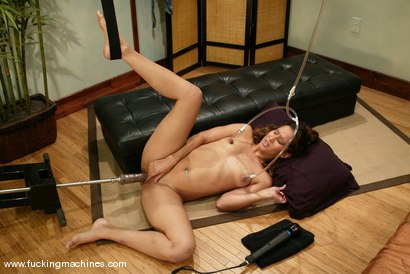 Photo number 9 from Isis Love shot for Fucking Machines on Kink.com. Featuring Isis Love in hardcore BDSM & Fetish porn.