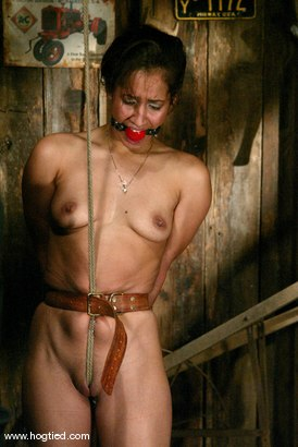 Photo number 13 from Isis Love shot for Hogtied on Kink.com. Featuring Isis Love in hardcore BDSM & Fetish porn.