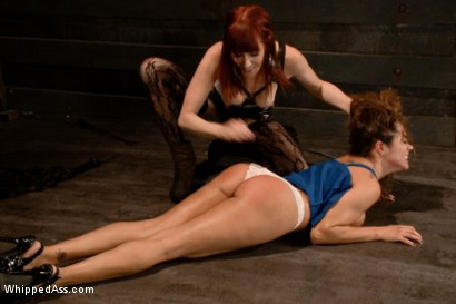 Photo number 2 from Porn Star Royalty: Francesca Le shot for Whipped Ass on Kink.com. Featuring Francesca Le  and Maitresse Madeline Marlowe in hardcore BDSM & Fetish porn.