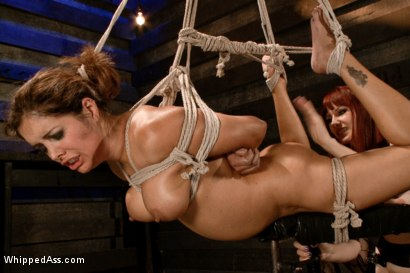 Photo number 6 from Porn Star Royalty: Francesca Le shot for Whipped Ass on Kink.com. Featuring Francesca Le  and Maitresse Madeline Marlowe in hardcore BDSM & Fetish porn.