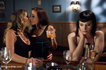 Photo number 1 from Cuckold Done The Lesbian Way! shot for Whipped Ass on Kink.com. Featuring Felony, Katharine Cane and Gia DiMarco in hardcore BDSM & Fetish porn.