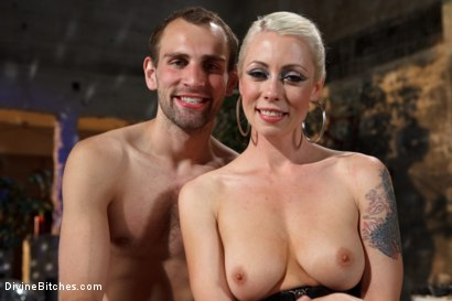 Photo number 5 from Your Pain Is My Pleasure shot for Divine Bitches on Kink.com. Featuring Blake and Lorelei Lee in hardcore BDSM & Fetish porn.