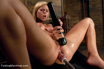 Photo number 6 from Holy shit - SHE IS HOT - 18years, loves anal, loves machines MARRY US. shot for Fucking Machines on Kink.com. Featuring Jessie Rogers in hardcore BDSM & Fetish porn.