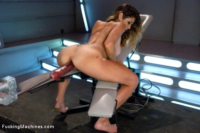 Photo number 7 from Felony shot for Fucking Machines on Kink.com. Featuring Felony in hardcore BDSM & Fetish porn.