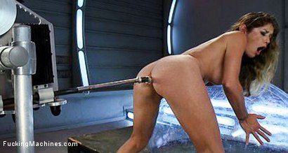 Photo number 13 from Her Pussy Introduces Her: Felony Back for More shot for Fucking Machines on Kink.com. Featuring Felony in hardcore BDSM & Fetish porn.