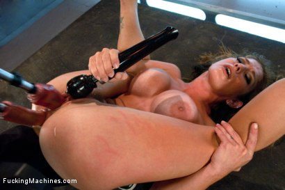 Photo number 8 from Her Pussy Introduces Her: Felony Back for More shot for Fucking Machines on Kink.com. Featuring Felony in hardcore BDSM & Fetish porn.