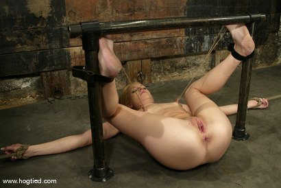 Photo number 11 from Morgan March shot for Hogtied on Kink.com. Featuring Morgan March in hardcore BDSM & Fetish porn.