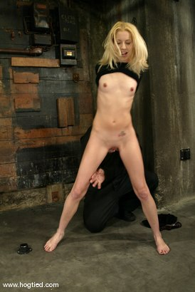Photo number 3 from Morgan March shot for Hogtied on Kink.com. Featuring Morgan March in hardcore BDSM & Fetish porn.