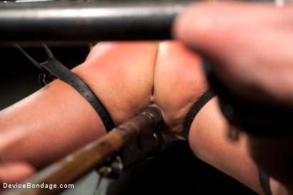 Photo number 6 from Mia Lelani - Big Titted Cunt Tormented - Complete Edited Live Show shot for Device Bondage on Kink.com. Featuring Mia Lelani, Mz Berlin and Bella Rossi in hardcore BDSM & Fetish porn.