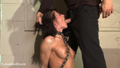 Photo number 1 from Anal Espionage shot for Fucked and Bound on Kink.com. Featuring Cecilia Vega and Sascha in hardcore BDSM & Fetish porn.