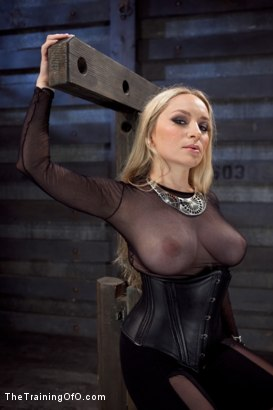 Photo number 23 from  shot for  on Kink.com. Featuring  in hardcore BDSM & Fetish porn.