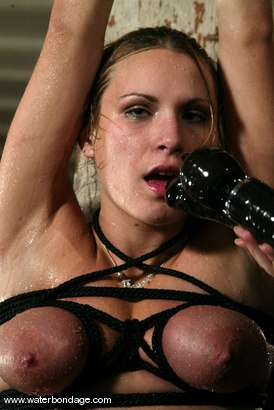 Photo number 11 from Harmony shot for Water Bondage on Kink.com. Featuring Harmony in hardcore BDSM & Fetish porn.