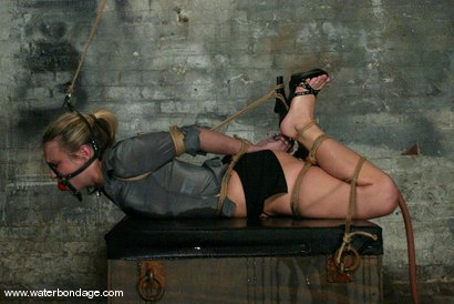 Photo number 4 from Harmony shot for Water Bondage on Kink.com. Featuring Harmony in hardcore BDSM & Fetish porn.