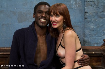 Photo number 7 from Sadistic Cock Tease shot for Divine Bitches on Kink.com. Featuring Maitresse Madeline Marlowe and Bobby Bends in hardcore BDSM & Fetish porn.