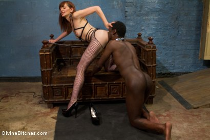 Photo number 10 from Sadistic Cock Tease shot for Divine Bitches on Kink.com. Featuring Maitresse Madeline Marlowe and Bobby Bends in hardcore BDSM & Fetish porn.