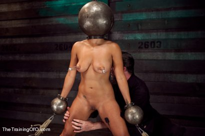 Photo number 8 from Training Adrianna Luna-Day 4 Extreme Torment shot for The Training Of O on Kink.com. Featuring Adrianna Luna in hardcore BDSM & Fetish porn.