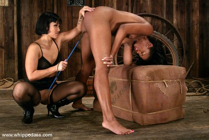 Photo number 6 from Sydnee Capri and DragonLily shot for Whipped Ass on Kink.com. Featuring Sydnee Capri and DragonLily in hardcore BDSM & Fetish porn.