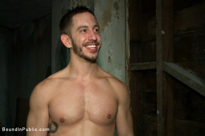 Photo number 15 from Tickle Torment A Ripped Stud in a Public Bar shot for Bound in Public on Kink.com. Featuring Bryan Cole, Adam Herst and Tristan Jaxx in hardcore BDSM & Fetish porn.