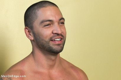Photo number 15 from Dominic Pacifico Edged shot for Men On Edge on Kink.com. Featuring Dominic Pacifico in hardcore BDSM & Fetish porn.