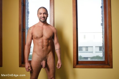 Photo number 14 from Dominic Pacifico Edged shot for Men On Edge on Kink.com. Featuring Dominic Pacifico in hardcore BDSM & Fetish porn.