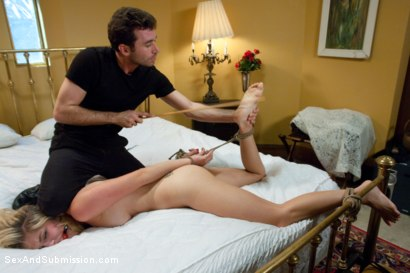 Photo number 4 from Ravished by the Wrong Man shot for Sex And Submission on Kink.com. Featuring Lia Lor and James Deen in hardcore BDSM & Fetish porn.