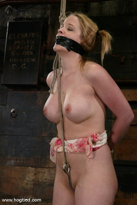 Photo number 4 from Anna Mills shot for Hogtied on Kink.com. Featuring Anna Mills in hardcore BDSM & Fetish porn.