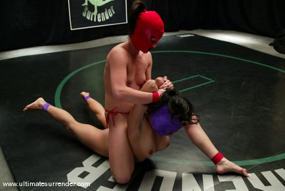 Photo number 9 from The Ninja (3-0) vs. The Vixen (0-1) shot for Ultimate Surrender on Kink.com. Featuring Crimson Ninja and Sophia in hardcore BDSM & Fetish porn.