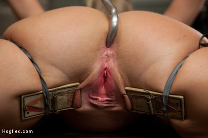 Photo number 13 from Muscular MILF Simone Sonay Pounded with Pleasure shot for Hogtied on Kink.com. Featuring Simone Sonay in hardcore BDSM & Fetish porn.