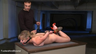 Photo number 1 from The Casting Call shot for Brutal Sessions on Kink.com. Featuring Adrianna Nicole and Sascha in hardcore BDSM & Fetish porn.