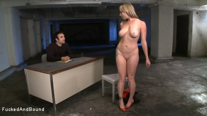 Photo number 2 from The Casting Call shot for Brutal Sessions on Kink.com. Featuring Adrianna Nicole and Sascha in hardcore BDSM & Fetish porn.