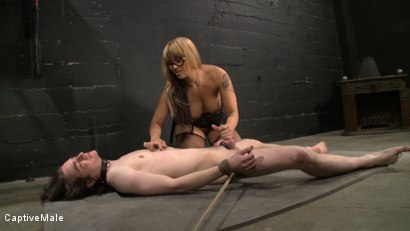Photo number 13 from Dragonlilys Bitch Boy shot for Captive Male on Kink.com. Featuring DragonLily and Kade in hardcore BDSM & Fetish porn.