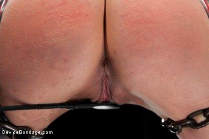 Photo number 2 from When Annika Met Jack shot for Device Bondage on Kink.com. Featuring Jack Hammer and Annika in hardcore BDSM & Fetish porn.