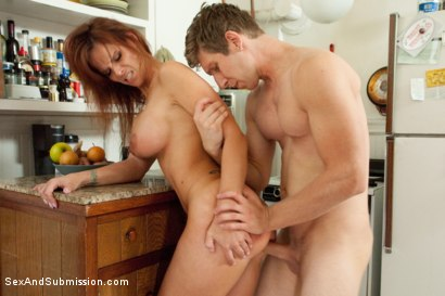 Photo number 6 from Best of SAS: A Motherless Son shot for Sex And Submission on Kink.com. Featuring Danny Wylde and Syren de Mer in hardcore BDSM & Fetish porn.