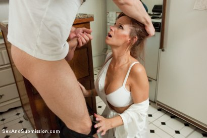 Photo number 4 from Best of SAS: A Motherless Son shot for Sex And Submission on Kink.com. Featuring Danny Wylde and Syren de Mer in hardcore BDSM & Fetish porn.
