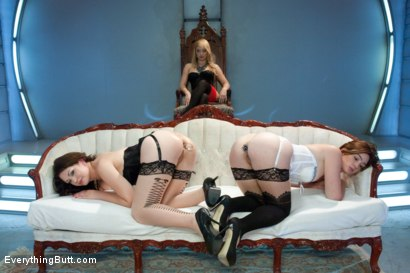 Photo number 1 from Anal Sluts shot for Everything Butt on Kink.com. Featuring Jodi Taylor, Lea Lexis and Sarah Shevon in hardcore BDSM & Fetish porn.