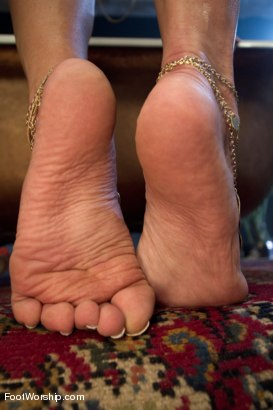 Photo number 12 from Exotic Foot Worship With Goddess Lea shot for Foot Worship on Kink.com. Featuring Robert Axel and Lea Lexis in hardcore BDSM & Fetish porn.