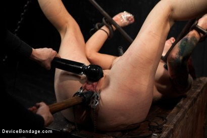 Photo number 15 from Water play special! Tricia Oaks loves asphyxiation- we oblige. shot for Device Bondage on Kink.com. Featuring Tricia Oaks and Claire Adams in hardcore BDSM & Fetish porn.